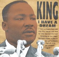 Martin Luther King Jr., I Have a Dream  AP 2005 Limited Edition Print by Steve Kaufman - 1