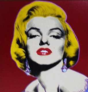 Marilyn Monroe Limited Edition Print by Steve Kaufman