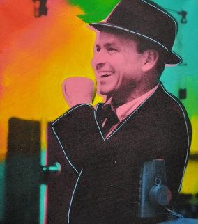 Frank Sinatra 1975 Limited Edition Print - Steve Kaufman