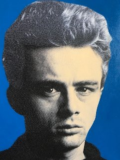 James Dean AP 2003 Limited Edition Print - Steve Kaufman