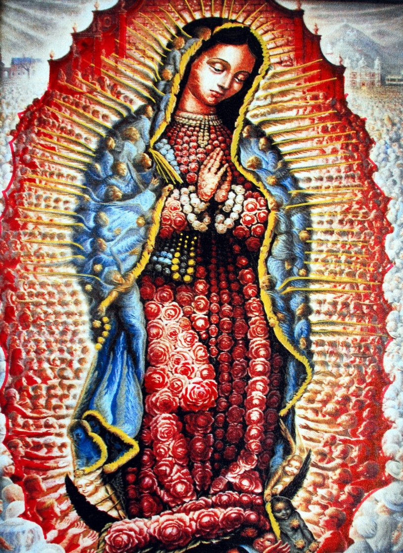 Our Lady of Guadalupe 2006 Limited Edition Print by Steve Kaufman