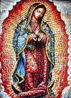 Our Lady of Guadalupe 2006 Limited Edition Print by Steve Kaufman - 0