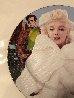 Marilyn Monroe 2005 13x13 Original Painting by Steve Kaufman - 3
