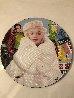 Marilyn Monroe 2005 13x13 Original Painting by Steve Kaufman - 5