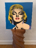 Pop Marilyn State II 2005 Limited Edition Print by Steve Kaufman - 1