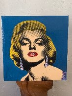 Pop Marilyn State II 2005 Limited Edition Print by Steve Kaufman - 2