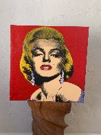 Pop Marilyn State  III 2005 Limited Edition Print by Steve Kaufman - 2