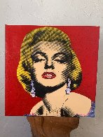 Pop Marilyn State  III 2005 Limited Edition Print by Steve Kaufman - 1