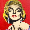 Pop Marilyn State  III 2005 Limited Edition Print by Steve Kaufman - 0