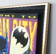 Batman: Welcome to Gotham City AP 1995 Limited Edition Print by Steve Kaufman - 3