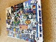 I Love Las Vegas Limited Edition Print by Steve Kaufman - 2