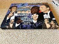 Mini Rat Pack Limited Edition Print by Steve Kaufman - 1
