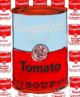 Campbell's Soup Cans, Set of 3 Prints AP 1990 Limited Edition Print - Steve Kaufman