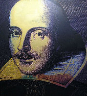 Shakespeare State I 1996 Limited Edition Print by Steve Kaufman - 0