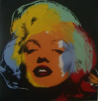 Marilyn Monroe State III Limited Edition Print - Steve Kaufman
