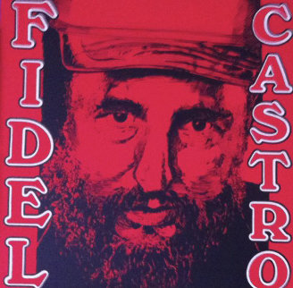 Fidel Castro, Cuba 2009 Limited Edition Print - Steve Kaufman