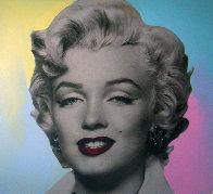 Marilyn Monroe Limited Edition Print by Steve Kaufman - 0