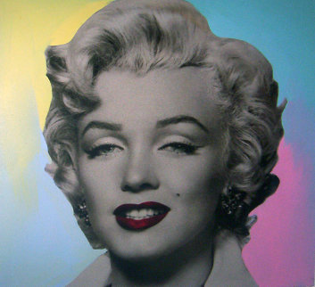 Marilyn Monroe Limited Edition Print - Steve Kaufman