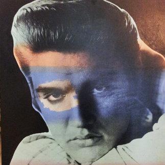 Elvis I 1996 Limited Edition Print by Steve Kaufman