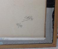 Muhammed  Ali  33x47 Limited Edition Print by Steve Kaufman - 3