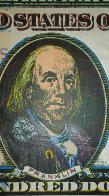 Ben Franklin AP 2003 Limited Edition Print by Steve Kaufman - 0