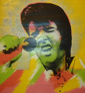 Elvis Vegas State II Limited Edition Print - Steve Kaufman