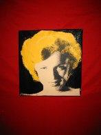Shy Marilyn Limited Edition Print by Steve Kaufman - 1