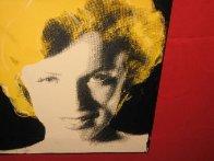 Shy Marilyn Limited Edition Print by Steve Kaufman - 2