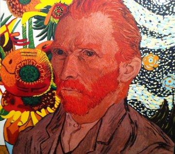 Van Gogh 2009 Limited Edition Print - Steve Kaufman