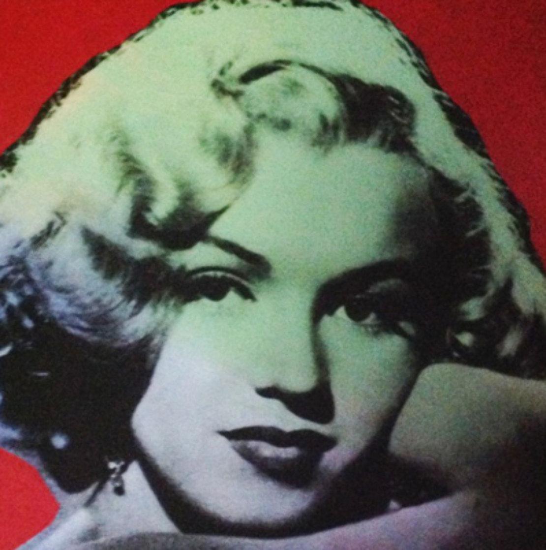 Mini Marilyn 11  1995 Limited Edition Print by Steve Kaufman