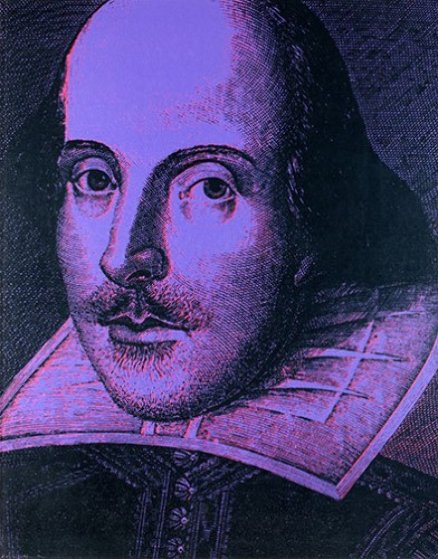 Shakespeare State II Limited Edition Print by Steve Kaufman