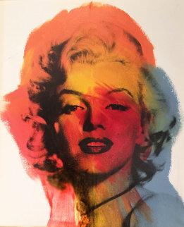 Marilyn Monroe AP Limited Edition Print - Steve Kaufman