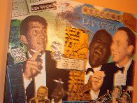 Rat Pack 2000 Limited Edition Print by Steve Kaufman - 2