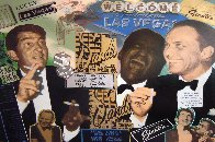 Rat Pack 2000 Limited Edition Print by Steve Kaufman - 0