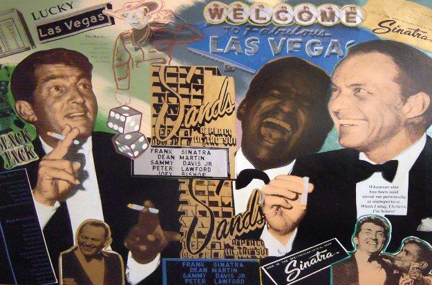 Rat Pack 2000 Limited Edition Print by Steve Kaufman