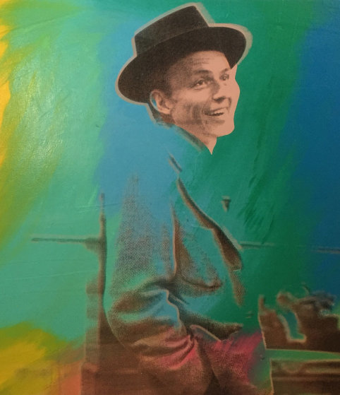 Sinatra  2004 Limited Edition Print by Steve Kaufman
