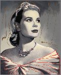 Grace Kelly 1999 20x16 Original Painting - Steve Kaufman