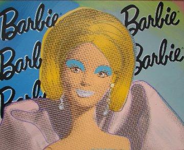 Barbie Doll  2000 Limited Edition Print by Steve Kaufman