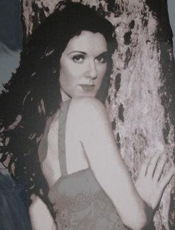 Celine Dion, Purple (Las Vegas) Limited Edition Print - Steve Kaufman