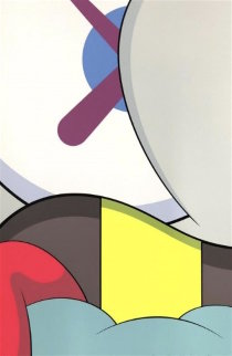 Blame Game 9 2014 Limited Edition Print by  KAWS