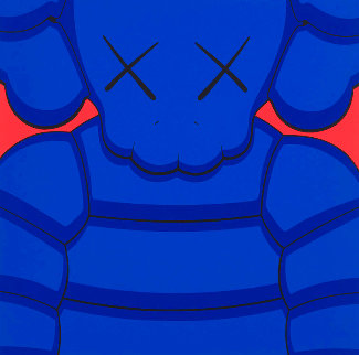 What Party Set of 7 Prints 2020 Limited Edition Print -  KAWS