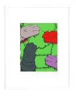 Urge, Set of 10 Prints PP 2020 Limited Edition Print by  KAWS - 1