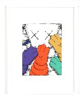Urge, Set of 10 Prints PP 2020 Limited Edition Print by  KAWS - 3