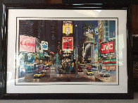 Times Square, The Way It Is AP 1996 Limited Edition Print by Ken Keeley - 1