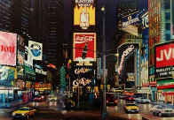 Times Square, The Way It Is AP 1996 Limited Edition Print by Ken Keeley - 0