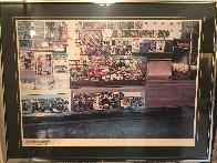 Newstand 1st Artist Version  Embellished Limited Edition Print by Ken Keeley - 1