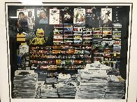 Kermit  Newsstand  AP  Limited Edition Print by Ken Keeley - 1