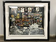 Kermit  Newsstand  AP  Limited Edition Print by Ken Keeley - 2