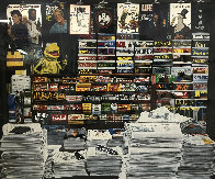 Kermit  Newsstand  AP  Limited Edition Print by Ken Keeley - 0