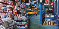 Times Square Station, New York AP Limited Edition Print by Ken Keeley - 0
